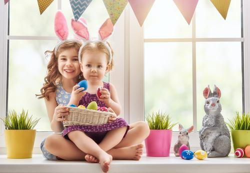 Top 5 creative easter basket ideas for kids how much fun would it be for a child who loves to color to open an entire easter basket full of coloring supplies you can fill the basket with tons of negle Image collections