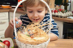 personal easter baskets for everyone