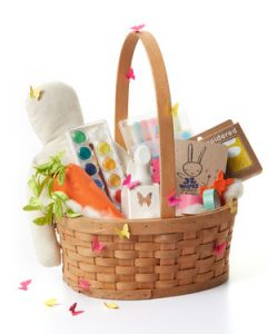 personal easter baskets for a teenager