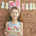 Toddler Easter Crafts and Basket ideas