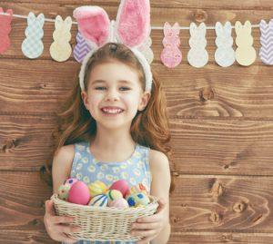 Toddler Easter Crafts and Basket ideas